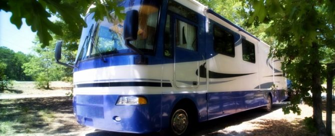 Propane Safety For RV Owners at RV Park Estes CO