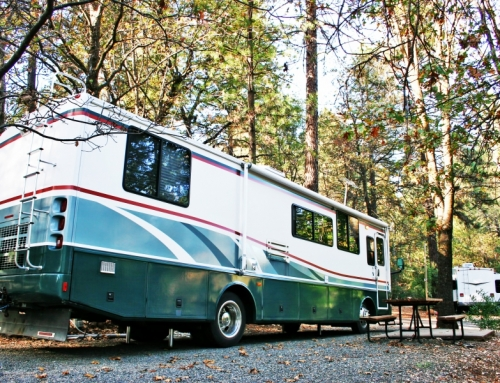 Affordable RV Travel