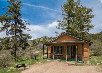 Studio Cabin at RV Park Estes CO