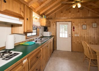Loft Cabin at RV Park Estes CO