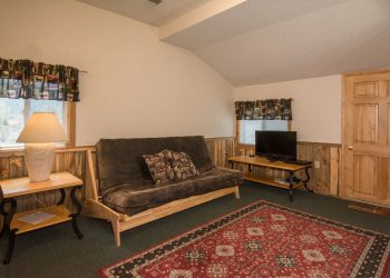 Three Bears Cabin 7 at RV Park Estes CO