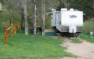 Home at RV Park Estes CO
