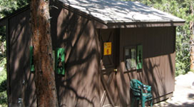 Cabins at RV Park Estes CO