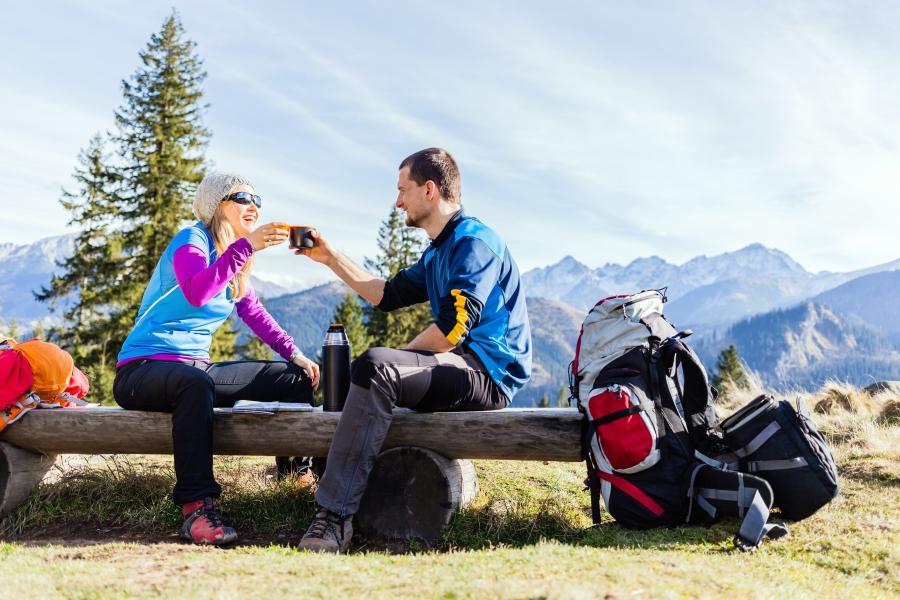 Yogi Bear's Jellystone Park Health Benefits to Camping