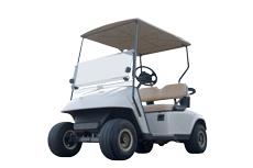 Golf Cart Rentals at RV Park Estes CO