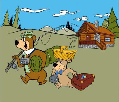 Yogi Bear's Jellystone Park Cabins