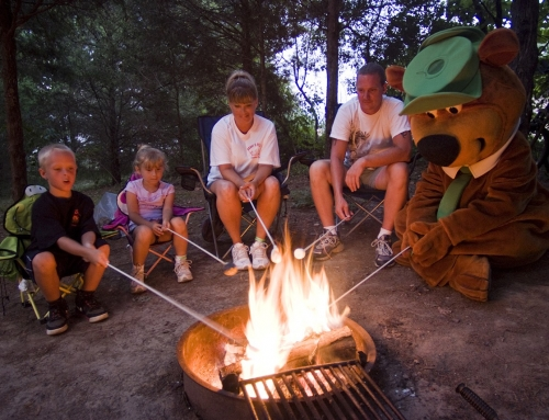 Family Camping in Estes Park
