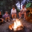 campfire family hi a at RV Park Estes CO