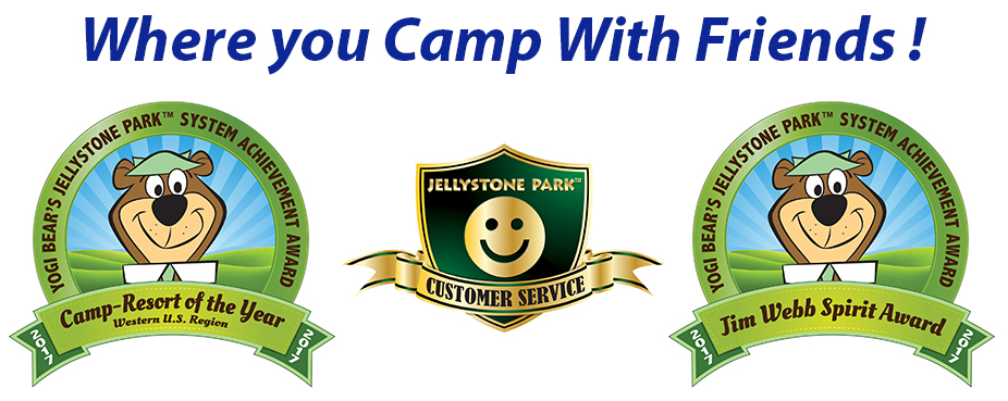 Jellystone Park™ at Estes, Colorado. Rv Park Activities and Lodgings